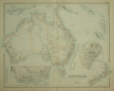 AUSTRALIA AND NEW ZEALAND BY ARCHIBALD FULLARTON. 1874.