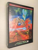Elemental Master Sega MegaDrive MD Techno Soft Used Japan 1990 Boxed F/S