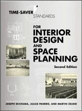 Time-Saver Standards: Time-Saver Standards for Interior Design and Space Plannin