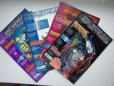 Barry Windsor-Smith Storyteller Comic Anthology Series Books #1-4