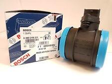 Vauxhall ASTRA ZAFIRA 80mm Z20LEH VXR BOSCH Air Flow Meter sensor