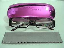 Daisy Fuentes Peace 402 024 Tortoise Eyeglass Rx-Able Frame