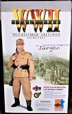 Dragon 1/6 Scale Wwii German Jurgen 'Reichsfuhrer' Grenadier Italy 1944 70202