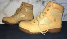 Timberland Trendy Boots Mens 11 Nwt Sand Taupe Orange Color Nordstrom