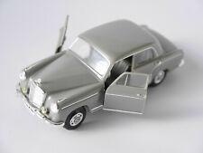 "Mercedes W 180.II Typ 220 S ""Ponton"" in grau grise grigio grey, Faller in 1:43!"