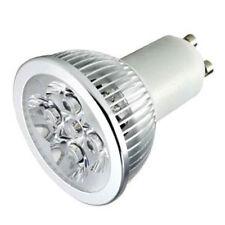 FARO FARETTO 5 LED 5 WATT ATTACCO GU10 LUCE CALDA/FREDDA LAMPADA LAMPADINA SMD