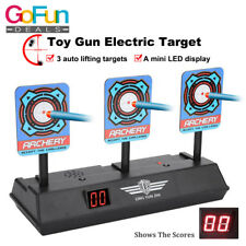 Digitale Zielscheibe NERF Gun Elite N-Strike Electrische Punktzahl Spielzeug Toy