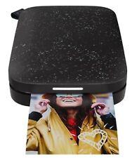HP - Sprocket 2nd Edition Instant Photo Printer - Noir