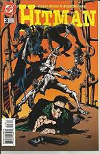 HITMAN # 3 VERY FINE PLUS BATMAN 1996