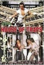 House of Traps- Hong Kong RARE Kung Fu Martial Arts Action movie