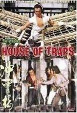 House of Traps- Hong Kong Rare Kung Fu Martial Arts Action movie
