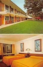 Folsom New Jersey exterior/interior views Pine Crest Motel vintage pc Y14735