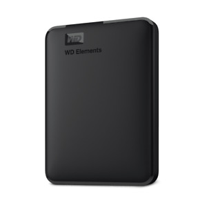 WD Elements Portable 1TB Certified Refurbished Hard Drive by Western Digital