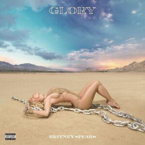 BRITNEY SPEARS Glory (Deluxe Edition) (Opaque White Vinyl) (RSD 2021) Vinyl NEW