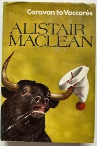 1970 1st Caravan To Vaccares, Alistair Maclean, FREE POST AUST