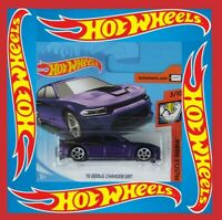 Hot Wheels 2018   ´15 DODGE CHARGER SRT 313/365  NEU&OVP