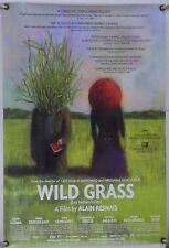 WILD GRASS ROLLED ORIG 1SH MOVIE POSTER ALAIN RESNAIS SABINE AZEMA (2010)