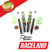 RACELAND ULTIMO COILOVERS SUSPENSION KIT BMW E46 COUPE 318ci 320ci 320cd