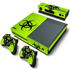 BIOHAZARD 070 DECAL SKIN PROTECTIVE STICKER for XBox ONE CONSOLE CONTROLLER