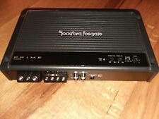 Rockford Fosgate Prime R150-2 150 Watts RMS 2-Channel Car Amplifier