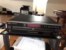 Denon CD Auto Changer DCM-380 HDCD MP3 w/ Remote & Manual Great Working Condiion