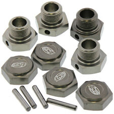 Losi LST 3xl-e 4wd 1/8 17mm Capped Wheel Nuts & Hex Hub Adapters Pins