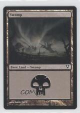 2012 Magic: The Gathering - Avacyn Restored Booster Pack Base 236 Swamp Card 0a1
