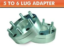 2 Wheel Adapters 5x4.75 to 6x5.5 ¦ Silverado 6 Lug Wheels On S10 Blazer