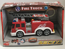 Fire Truck Rescue Vehicle with Light, Sound and Water Sprayer