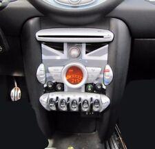 Console centrale Union Jack Black pour Mini Cooper r55 Clubman r60 Countryman