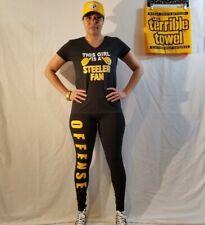 """Pittsburgh Steelers Leggings """"Offense"""""""