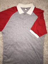 Vintage 50's 60's Xl Men's Archdale Polo S/S Shirt Made In Usa X Large