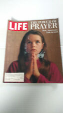 March, 1994 LIFE Magazine Prayers Pray 90s advertising How Americans talk to God