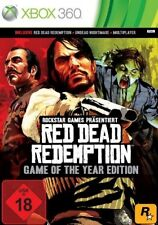 XBOX 360 RED DEAD REDEMPTION Game of the Year Edition * Sehr guter Zustand