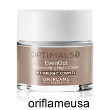 Optimals Even Out Replenishing Night Cream 50 ml Oriflame Sewden 32480 NEW!!!