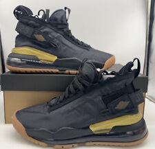 Nike Air Jordan Retro Proto-Max 720 Men's Size Shoes BQ6623-070 Black Gold