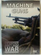 Machine Guns: Weapons of War (International Masters, 2007) (dv356)