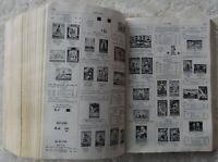 Book CATALOGUE POSTAGE STAMPS SCOTT'S Worldwide British Europe VOLUME 1,2 RARE!