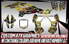 CAN AM DS 450 GRAPHICS DECALS