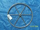 "Used Edson 24"" Sailboat Ships Wheel (Pedestal Type)  1"" Shaft  (Lot#1910)"