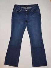 Banana Republic Petites 27/4 Dark Wash Stretch Jeans Women's Juniors