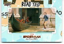 Spider-Man Far From Home ROAD TRIP Trading Card Insert RT-15 / UNEXPECTED THREAT