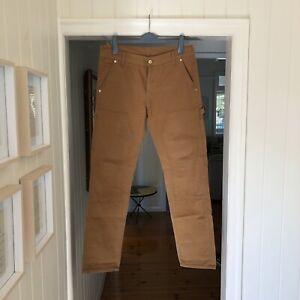 Carhartt x APC Double Knee Carpenter Pants