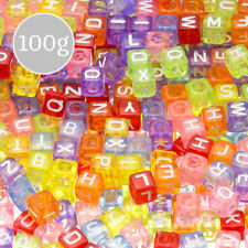 Acrylic+mixed+letter+bead+letter+beads+4mm+*+7mm%7e600pcs wamami Kids' Crafts