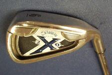 "Callaway X-20 Single 6 Iron Steel Stiff Shaft Men's Right Hand 38"""