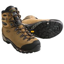 ASOLO POWER MATIC 100 LEATHER GORE-TEX HIKING BOOTS MEN'S 10 WIDE NEW RTL $300