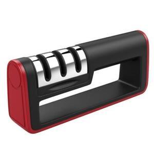 Knife Sharpener Professional Ceramic Tungsten Kitchen Sharpening System Tool