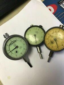 (3) FEDERAL DIAL INDICATORS, WC21 AND C21