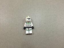LEGO Star Wars Sand Green Clone Trooper minfigure 7913 in EUC