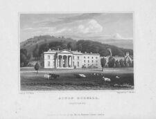 Acton Burnell, Shropshire - Antique Print 1831